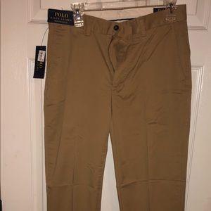 Polo stretch classic fit khaki pants - 30x30